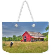 The Pasture Weekender Tote Bag