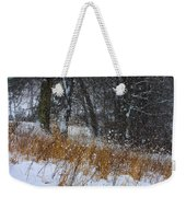 The Pasture Lane Weekender Tote Bag