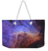 The Pelican Nebula Weekender Tote Bag