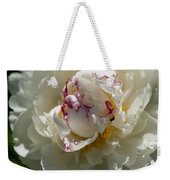 The Peony And The Ant Weekender Tote Bag