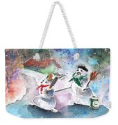 The People From The Troodos Mountains Weekender Tote Bag