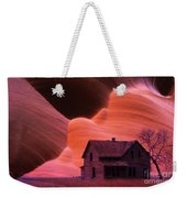 The Perfect Storm Weekender Tote Bag by Bob Christopher
