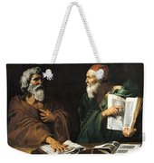 The Philosophers Weekender Tote Bag