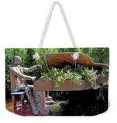 The Pianist Weekender Tote Bag