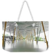 The Pick Up Point At Changi Airport In Singapore  Weekender Tote Bag