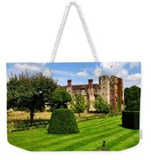 The Pig And Castle Weekender Tote Bag