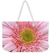 The Pink Flower Weekender Tote Bag
