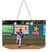 The Pitch Weekender Tote Bag