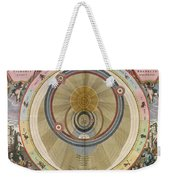 The Planisphere Of Brahe Harmonia Weekender Tote Bag