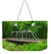 The Pony Bridge Weekender Tote Bag