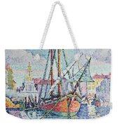 The Port Weekender Tote Bag