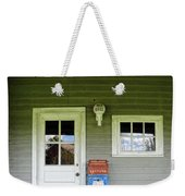 The Post Office Weekender Tote Bag