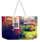 The Potting Shed Weekender Tote Bag