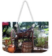 The Pourch Weekender Tote Bag