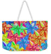 The Power Of Flowers Weekender Tote Bag