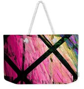 The Powers That Bind Us Square A Weekender Tote Bag