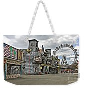 The Prater In Vienna Weekender Tote Bag
