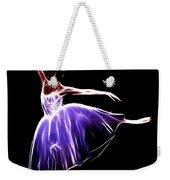 The Princess Dancer Weekender Tote Bag