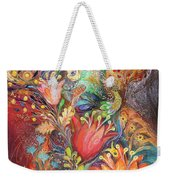 The Princesses Of Garden Weekender Tote Bag