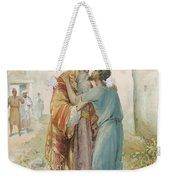 The Prodigal's Return Weekender Tote Bag