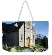 The Protestant Church, Delgany, Co Weekender Tote Bag