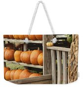 The Pumpkin Shack At Isom's Orchard Weekender Tote Bag