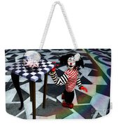 The Puppet Freedom Weekender Tote Bag