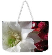 The Queen Of A Night Weekender Tote Bag