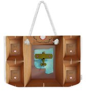 The Queens Pictures Weekender Tote Bag
