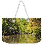 The Quiet Wissahickon Weekender Tote Bag