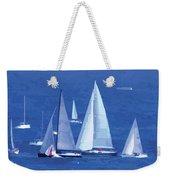 The Race. Weekender Tote Bag