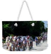 The Race Is On Weekender Tote Bag