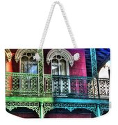The Railing Weekender Tote Bag