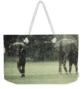 The Rain Shower Weekender Tote Bag
