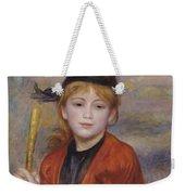 The Rambler Weekender Tote Bag by Pierre Auguste Renoir