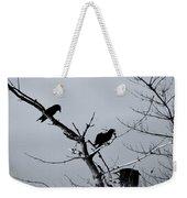 The Raven Tree Weekender Tote Bag