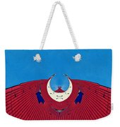 the red dress - Archifou 71 Weekender Tote Bag
