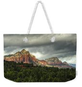 The Red Rocks Of Sedona  Weekender Tote Bag