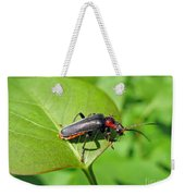 The Rednecked Bug- Close Up 2 Weekender Tote Bag