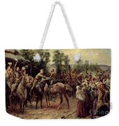 The Relief Of Ladysmith On 27th February 1900 Weekender Tote Bag