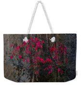 The Resolution Of Fall Weekender Tote Bag