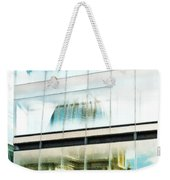 The Restaurant With A View Of St Pauls Cathedral Weekender Tote Bag