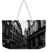 The Right Way Stockholm Weekender Tote Bag