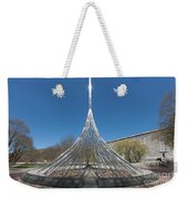 The Rising I Weekender Tote Bag