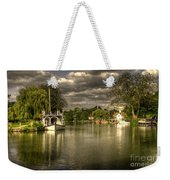 The River Thames At Streatley Weekender Tote Bag