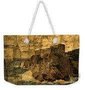 The Rock In Dubrovnik Weekender Tote Bag