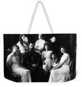 The Romanovs, Russian Tsar With Family Weekender Tote Bag