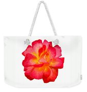 The Rose Patchwork Weekender Tote Bag