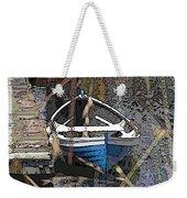 The Rowboat Weekender Tote Bag