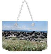 The Rugged Coast Weekender Tote Bag